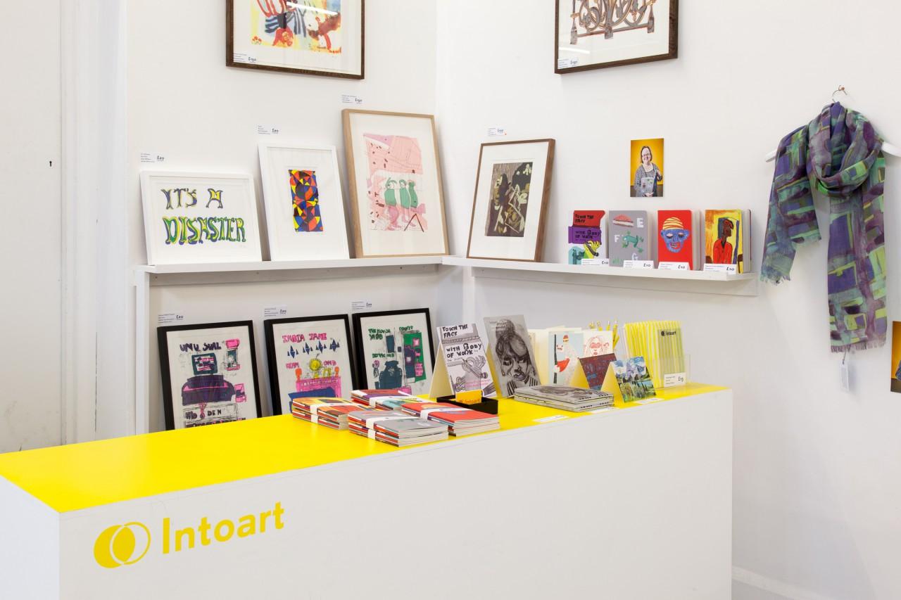 Intoart Annual 2015