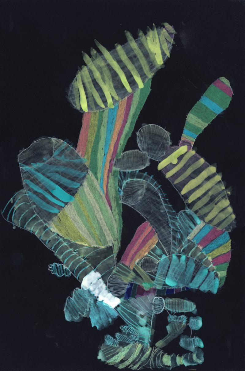 Organic Colourful Stripes
