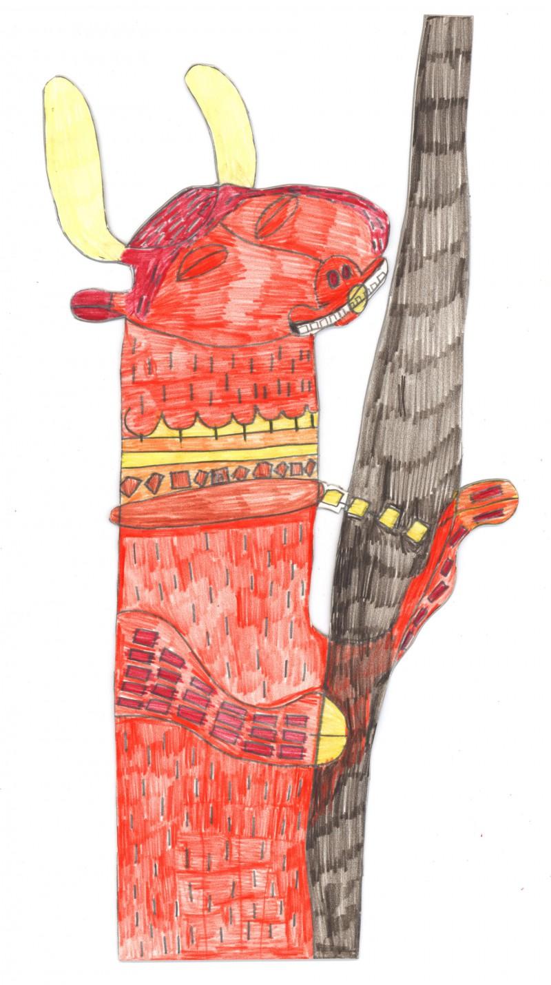 Dacre Bull – date 1507 – 25