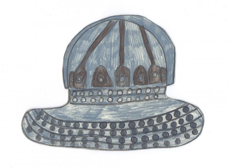 Pikeman's Helmet – date about 1620