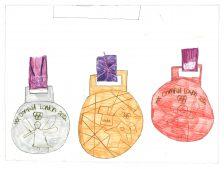 Andre Williams, Gold Silver Bronze, 2016
