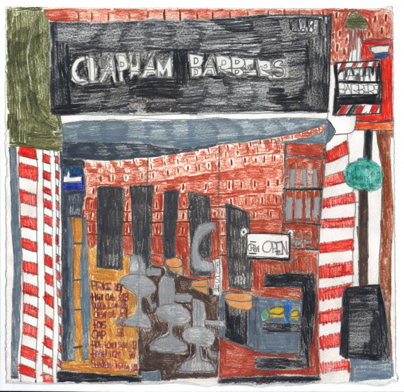 Clapham Barbers