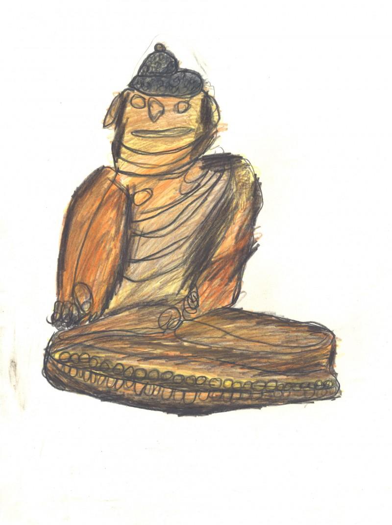 Buddha – China, date 1500 – 1600