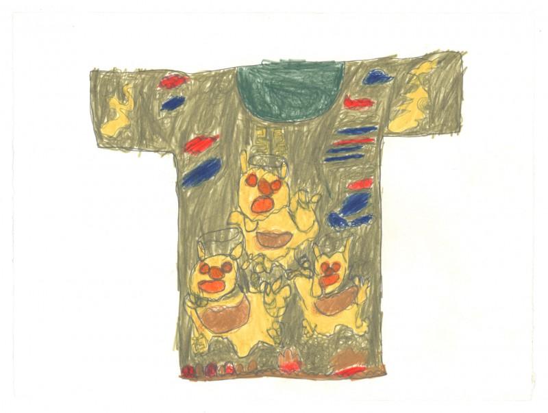 Robe 2 – China, date about 1790
