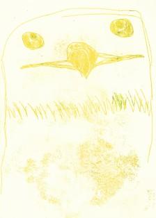 Christian Ovonlen, Bird of Prey, 2015