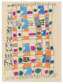 Christian Ovonlen, Fabric Design 2, 2015