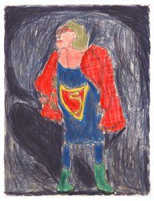 Christian Ovonlen, Superwoman, 2016