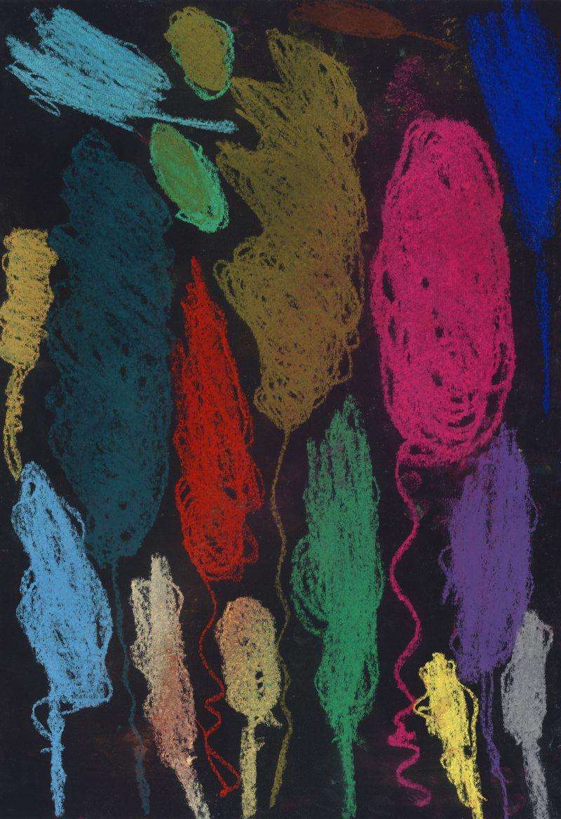 Multicoloured Leaves 2