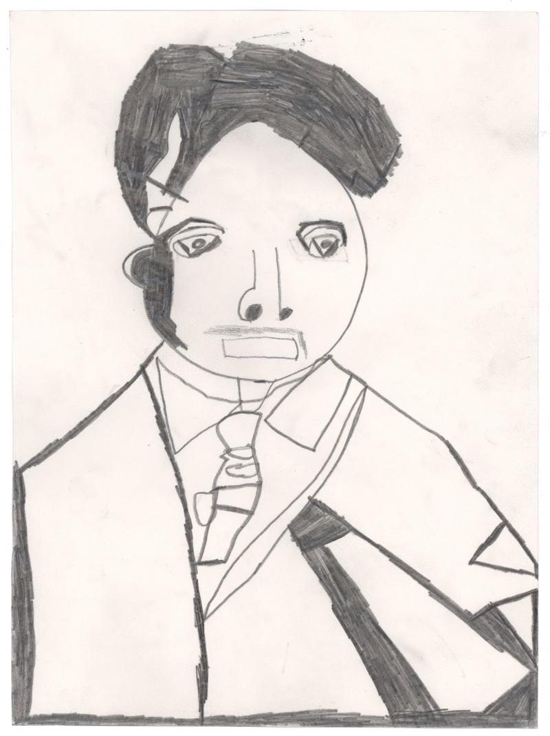 Small Portrait 5