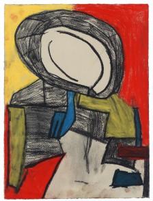 Clifton Wright, Vibrant Figure 1, 2015