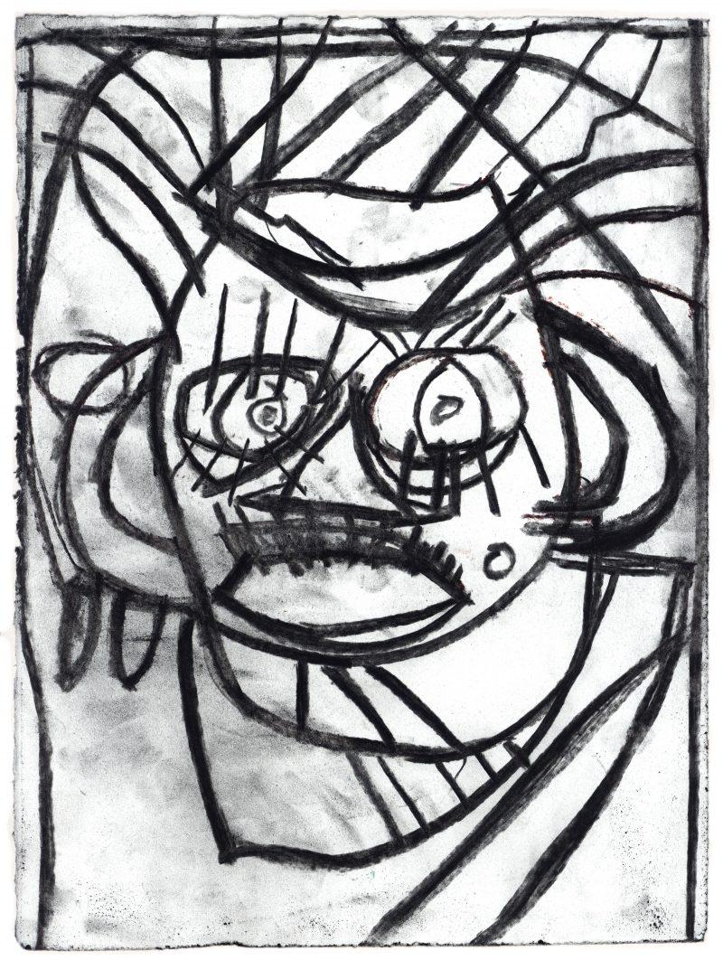 Mirror Self Portrait 1