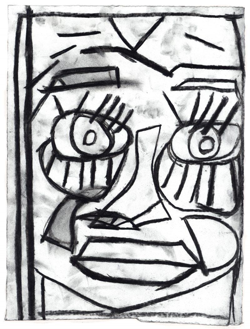 Mirror Self Portrait 4