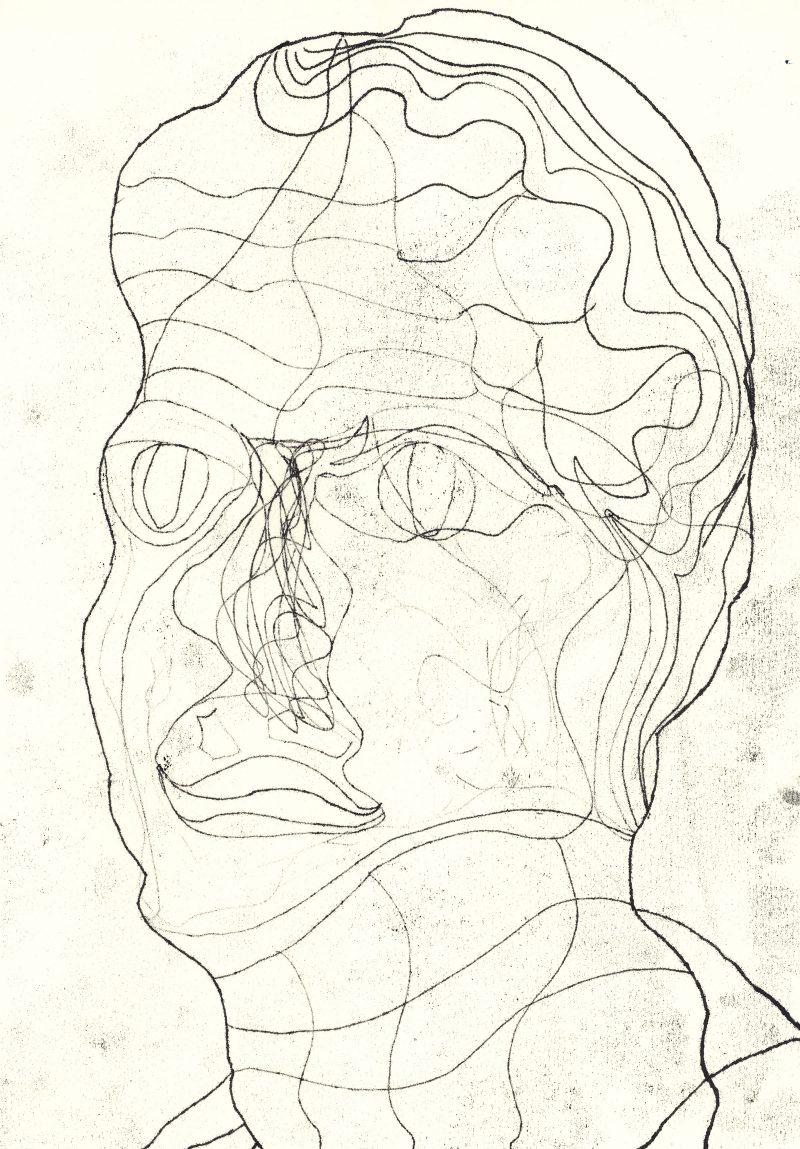 Roman Head 1