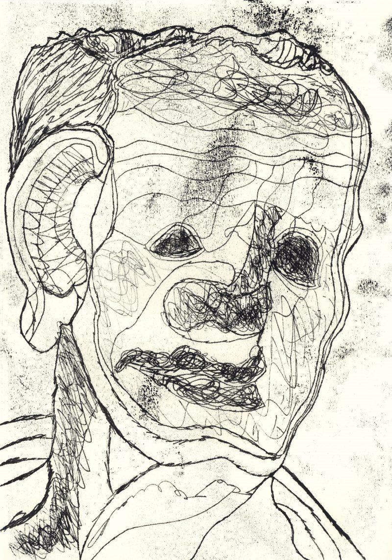 Roman Head 2