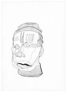 Henry Nzekwu, Benin Bronze 2, 2016