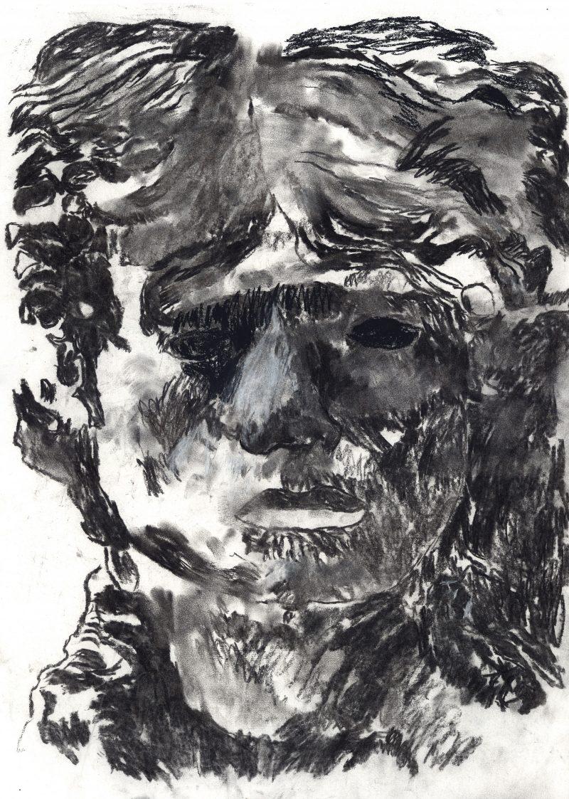 Khalif Chambers, Portrait, 2018