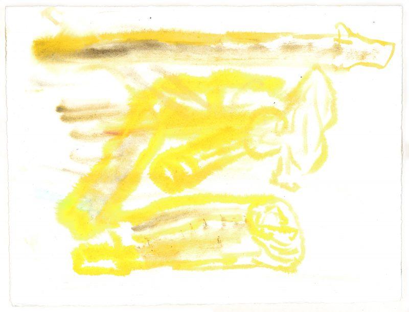 Yellow Stick Study