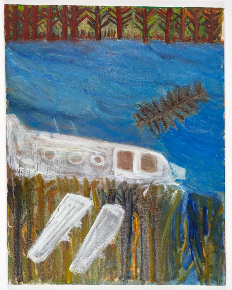 Thames Estuary Wreck