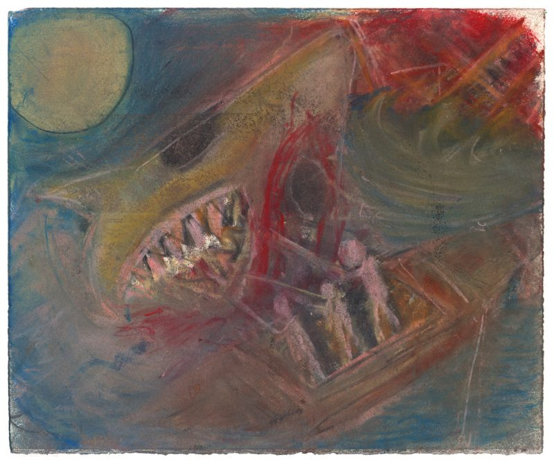 The Upper Hand on the Shark