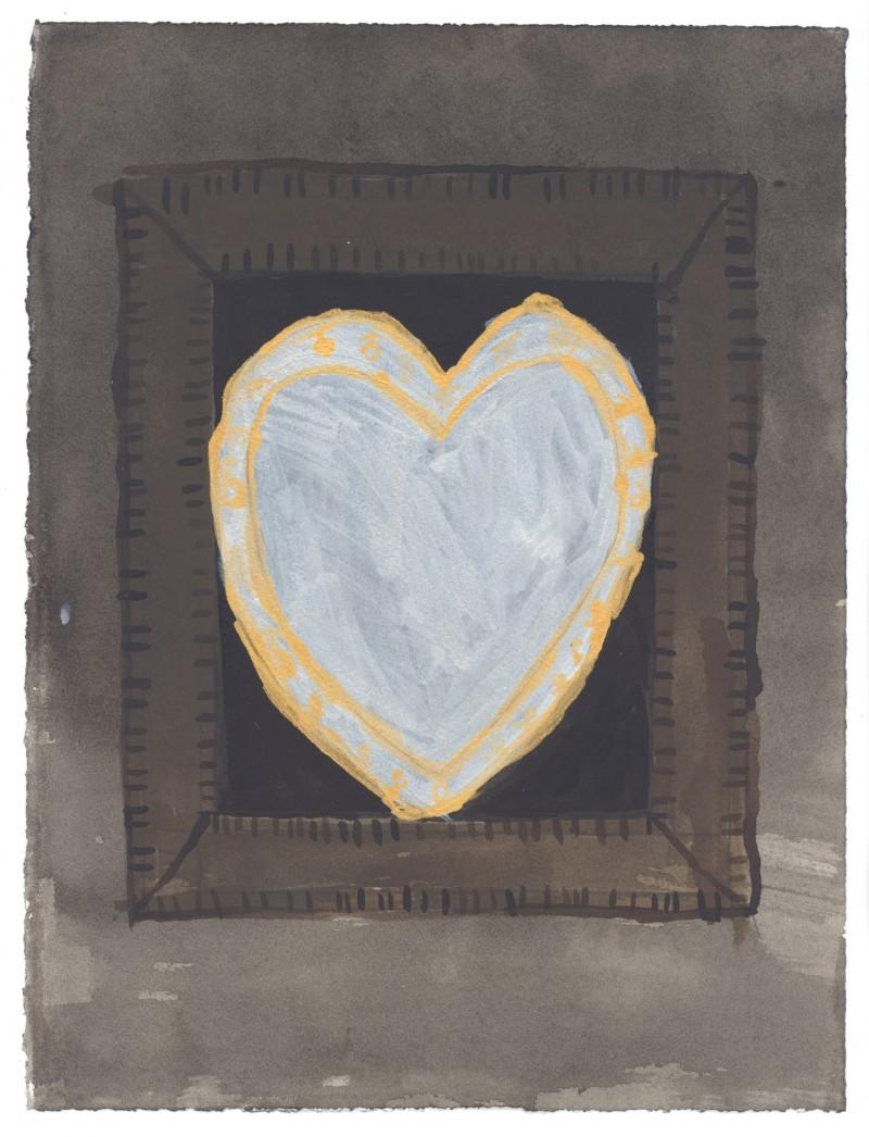 Loveheart – date 1665