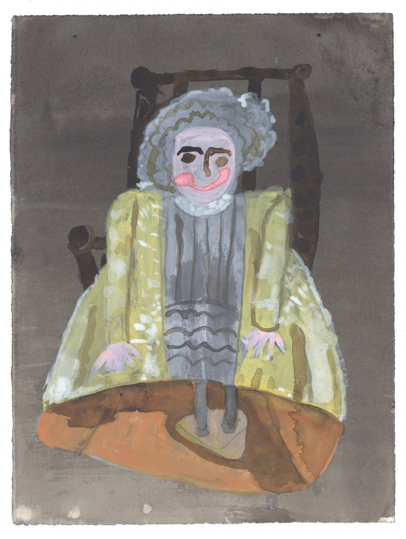 Lady Clapham – date 1690 – 1700