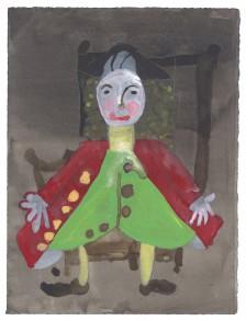 Lisa Trim, Lord Clapham - date 1690 - 1700, 2014