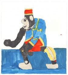 Lisa Trim, Toy Monkey, 2015