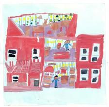 Lisa Trim, Dolls House, 2015