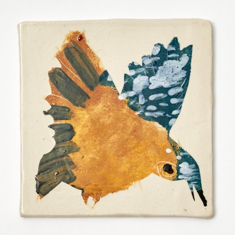 Kingfisher Tile