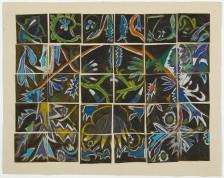 Mawuena Kattah, 30 Tiles, 2013