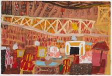 Mawuena Kattah, Library, 2015