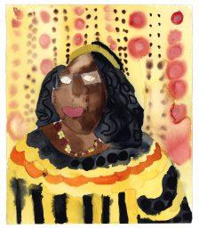 Mawuena Kattah, Auntie Amelia , 2016
