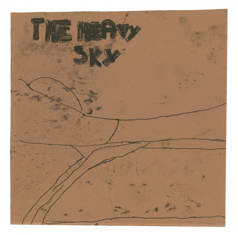 The Heavy Sky – 2 of 15, The Story Going Through the River by Boat