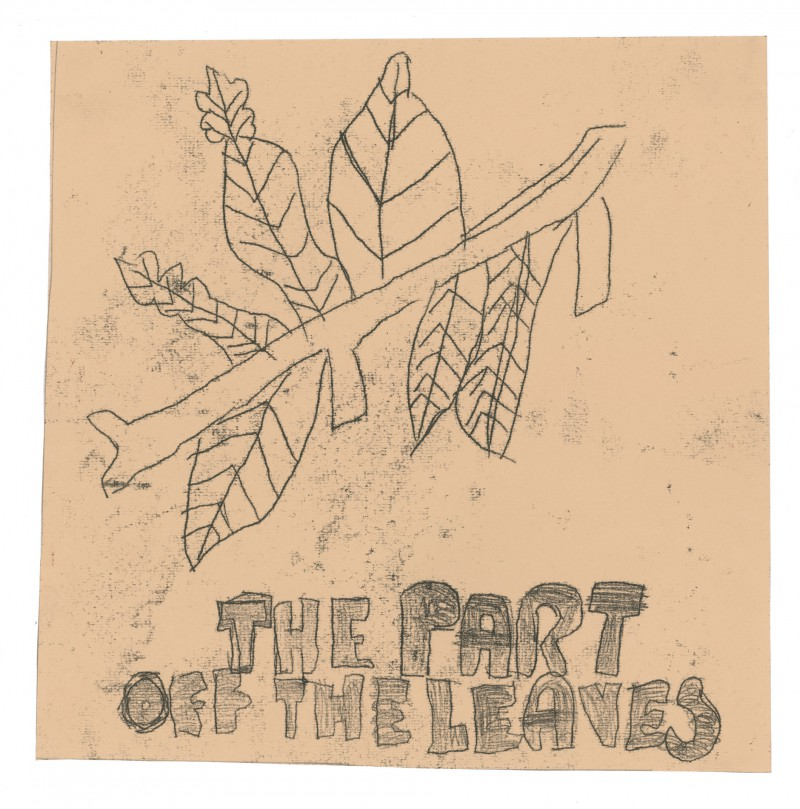 The Part of the Leaves – 9 of 15, The Story Going Through the River by Boat