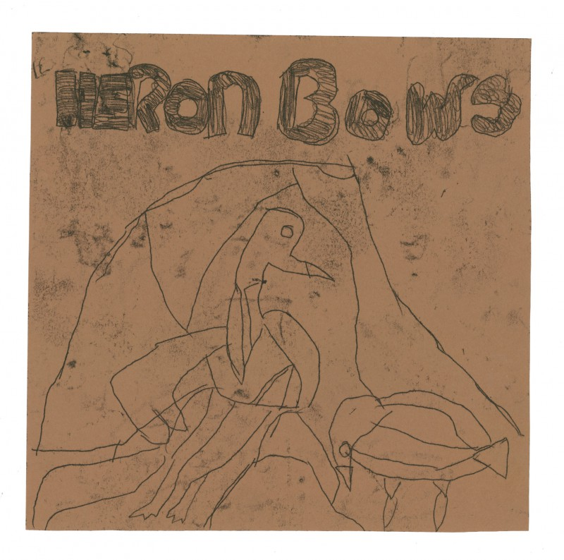 Heron Bows – 10 of 15, The Story Going Through the River by Boat