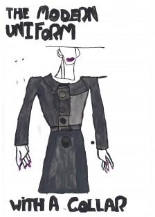 Ntiense Eno Amooquaye, Modern Uniform, 2014