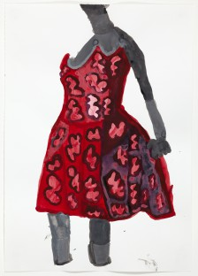 Ntiense E Amooquaye, Short Dress, 2015