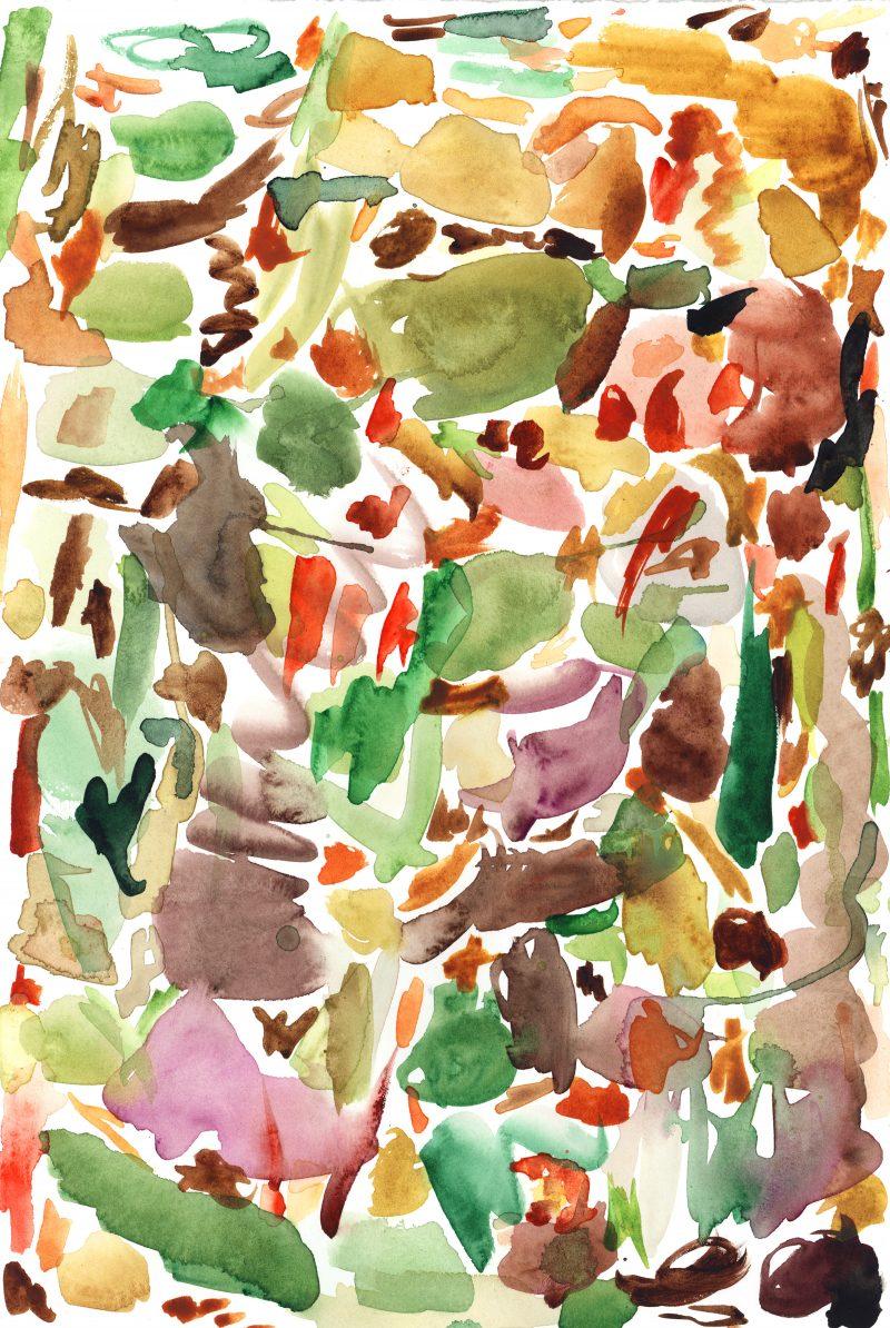Snowdon Colour Study