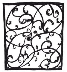 Philomena Powell , Square Ironwork, 2016