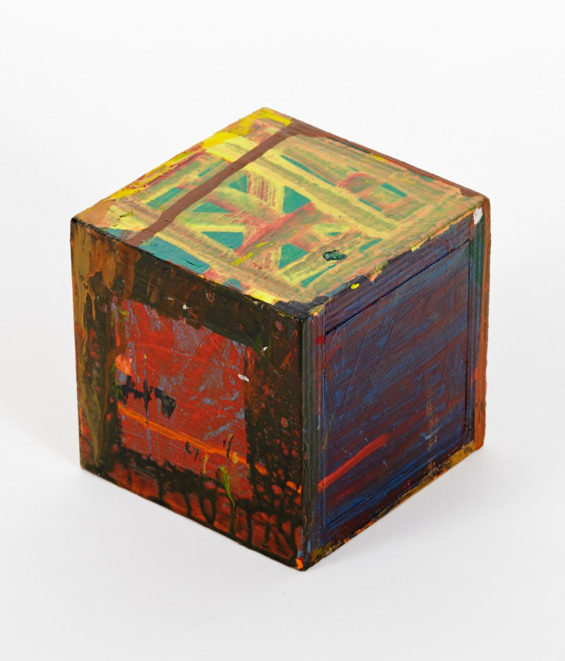 Wooden Box 10