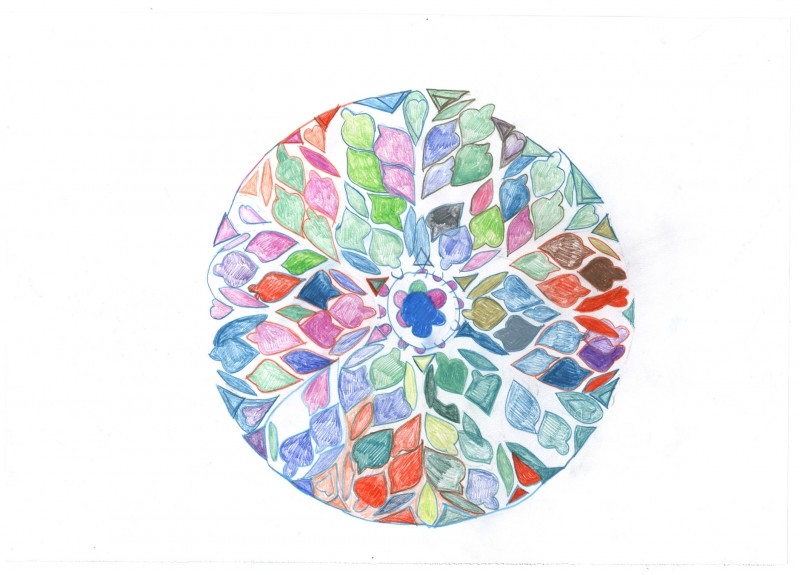 Rose Window 9