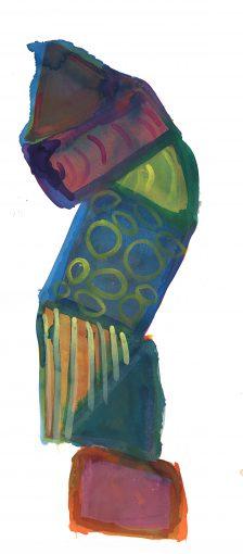 Ruth Alemayehu, Totem 1, 2016
