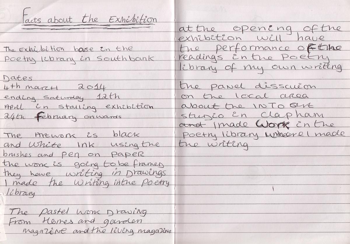 Intoart, Ntiense Eno Amooquaye, Writing