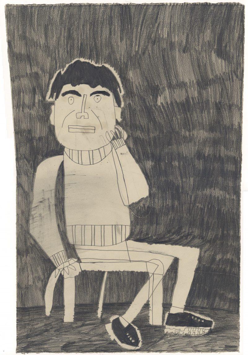 Sitting Portrait