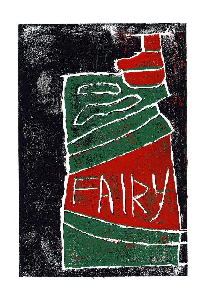Fairy Bottle Print 5
