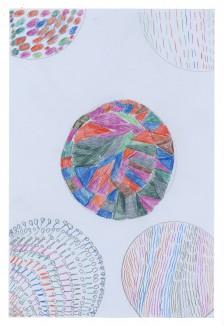 Selina Helene, Random Shapes 2, 2015