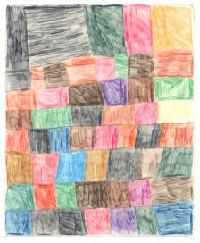 Selina Helene, Random Shapes 6, 2015