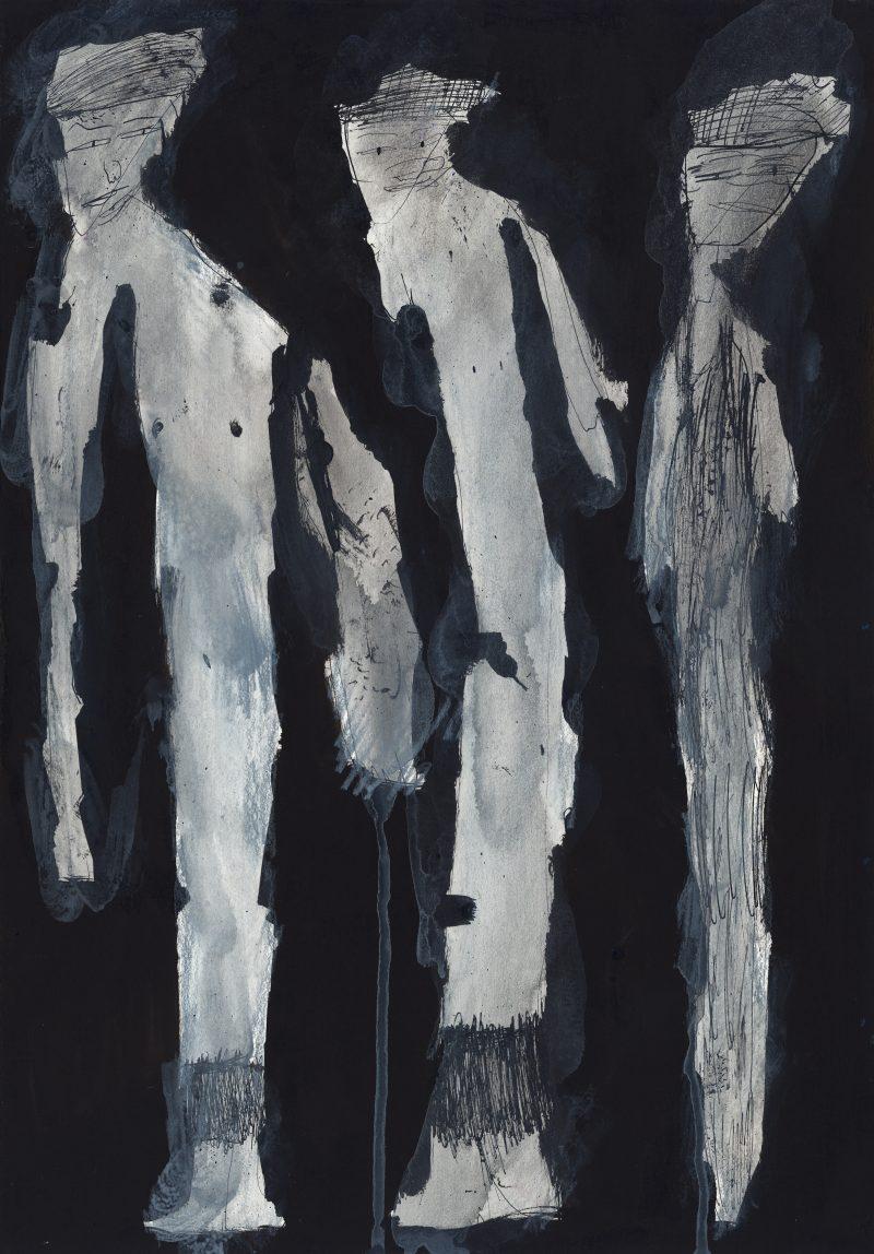 Trio in the Shadows