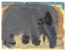 Uduehi Imienwanrin, Elephant, 2016