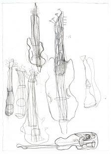 Uduehi Imienwanrin, String Section, 2016